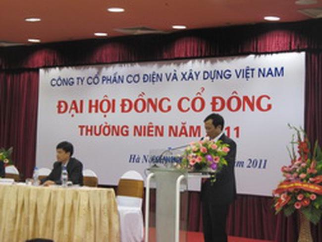 MCG: Chưa ghi nhận lợi nhuận dự án 102 Trường Chinh
