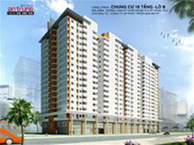 HDC: Bán 60 lô đất nền và 160 căn hộ