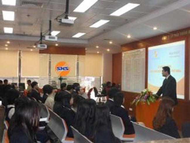 SHS: Công ty TNHH Dịch vụ Thương mại Hà Nội không bán được 2,05 triệu CP