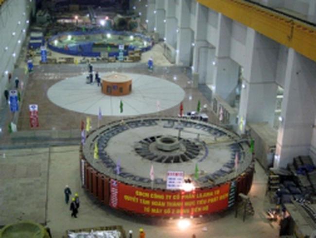 Hòa lưới thành công tổ máy 2 Thủy điện Sơn La