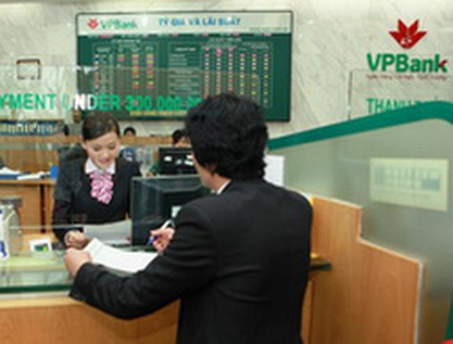 VPBank: Năm 2011 đặt kế hoạch LNTT 1.040 tỷ đồng, tăng vốn lên trên 5.000 tỷ
