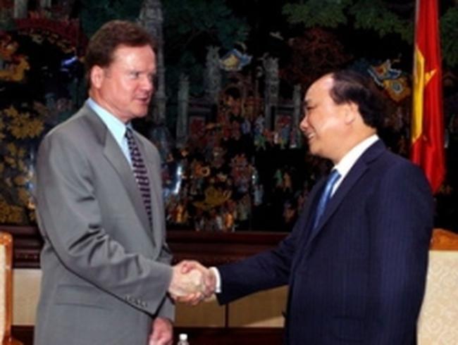 Tăng hợp tác kinh tế, thương mại, đầu tư Việt-Mỹ