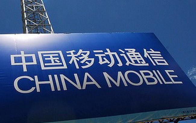 China Mobile trở thành hãng di động đầu tiên trên thế giới có hơn 600 triệu thuê bao