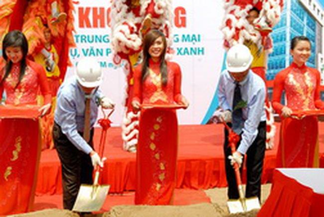 TDH: Khởi công xây dựng dự án Hàng Xanh