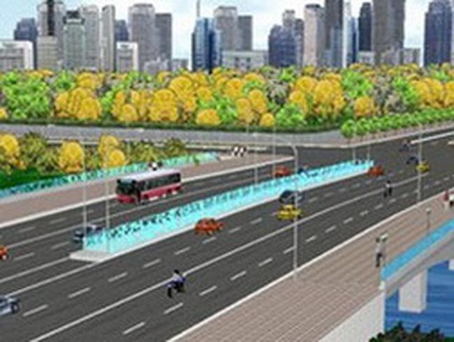 Hà Nội: Gần 1000 tỷ đồng xây đường nối vành đai 2 với vành đai 4
