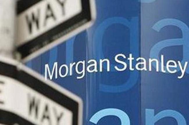 Morgan Stanley công bố lợi nhuận sụt gần 50%