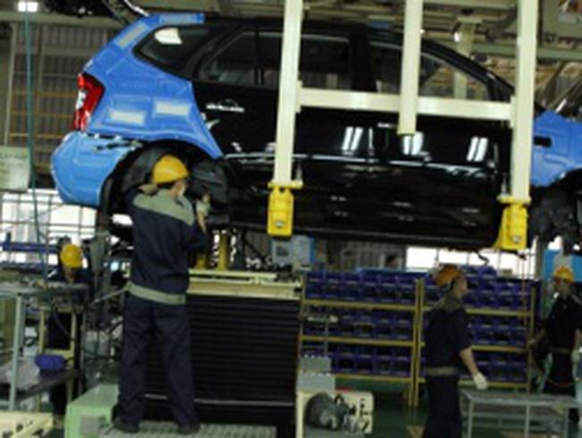Hướng đi mới cho công nghiệp ôtô Việt Nam?