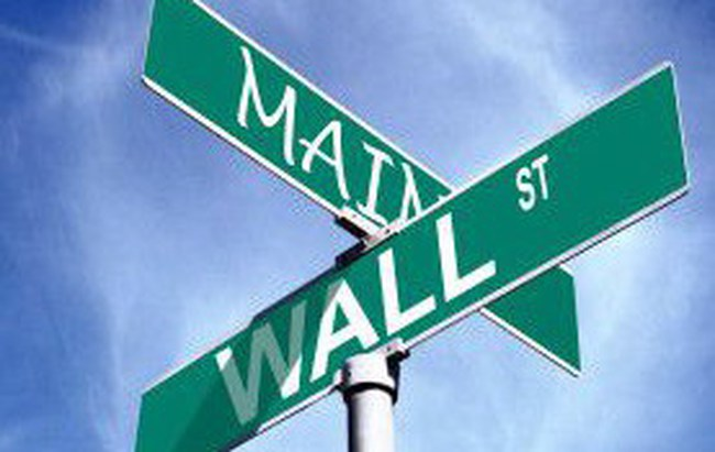 Đóng cửa trên 12.500 điểm, Dow Jones cao nhất trong 3 năm