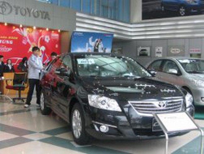 Toyota Việt Nam tạm thời giảm 70% sản lượng