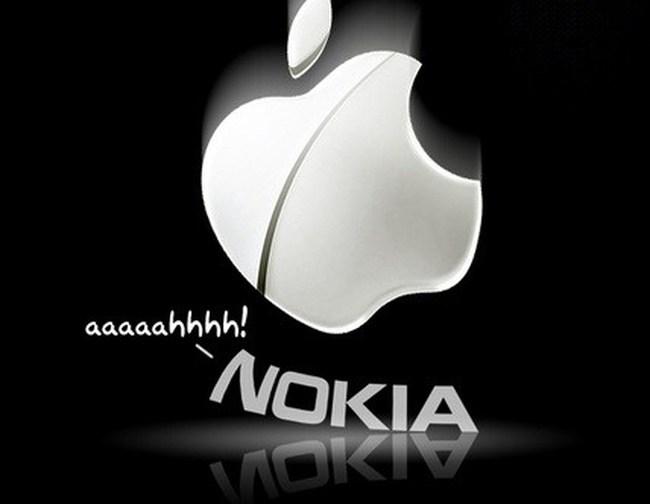 Apple vượt Nokia thành hãng điện thoại di động có doanh thu lớn nhất thế giới