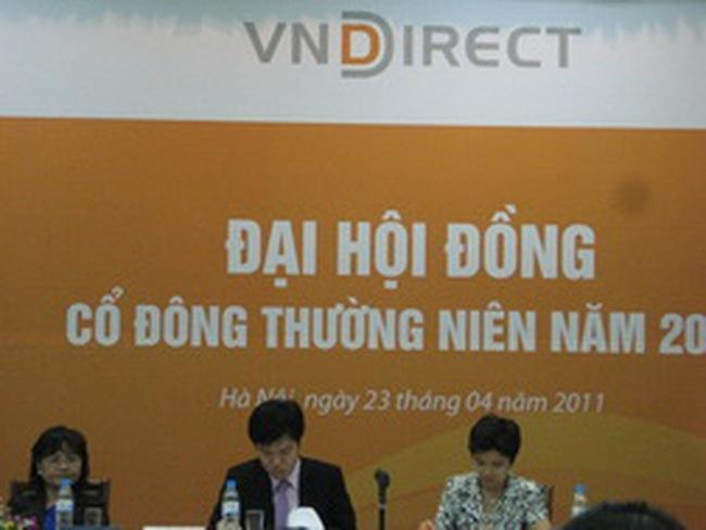 VND: Đặt kế hoạch 47 tỷ đồng lợi nhuận năm 2011 nếu thị trường xấu