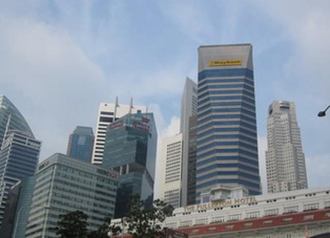 Đồng đôla Singapore lên mức cao kỷ lục trong 30 năm