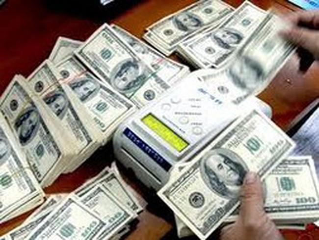 Cung USD cho ngân hàng dồi dào