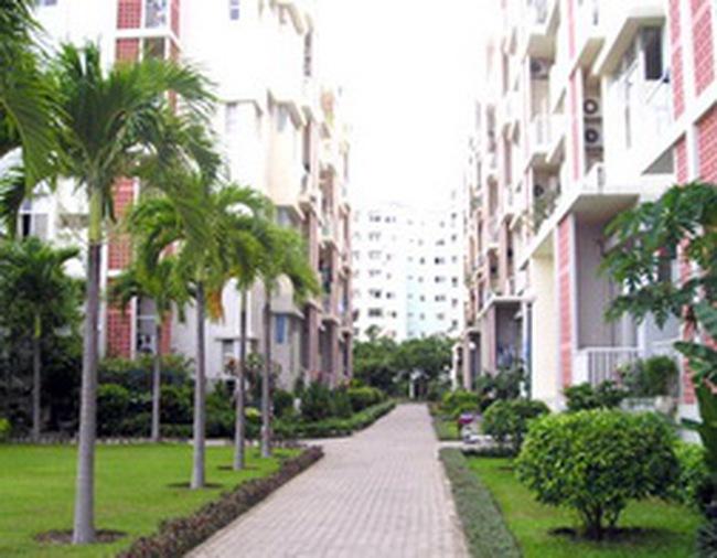 Cảnh giác với tín dụng bất động sản