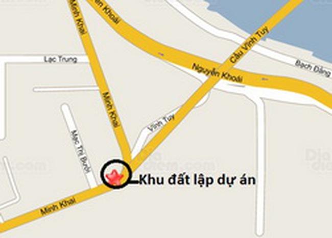 Hà Nội: Xây Tổ hợp nhà ở 27 tầng tại 505 Minh Khai