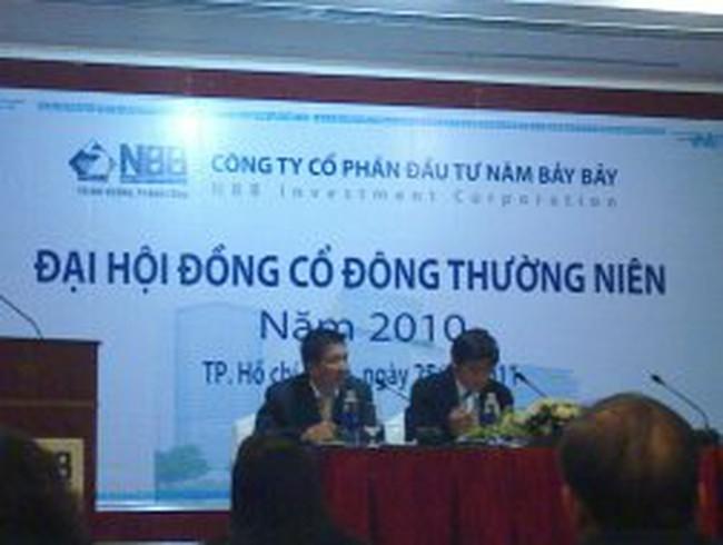 NBB: Qúy I sẽ hạch toán một phần dự án Sơn Tịnh, City Gate và Carina