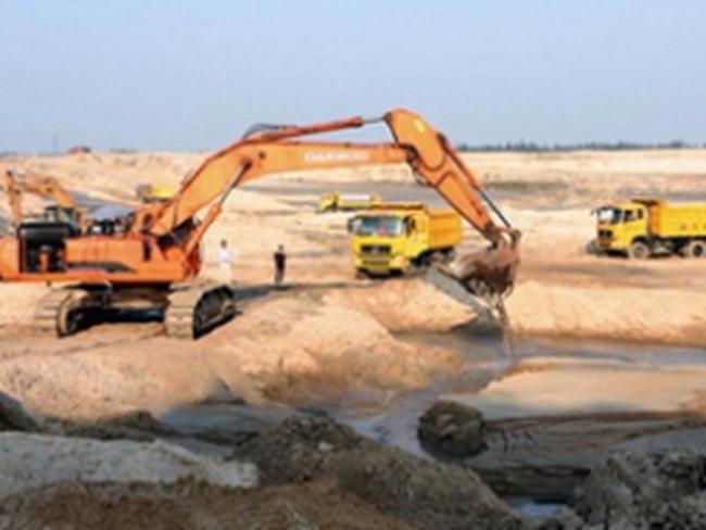 Phát hiện vỉa quặng hơn 700.000 tấn tại mỏ sắt Thạch Khê