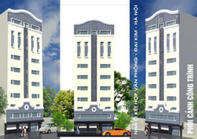 Chung cư mini tại Hà Nội có giá 27 triệu đồng/m2