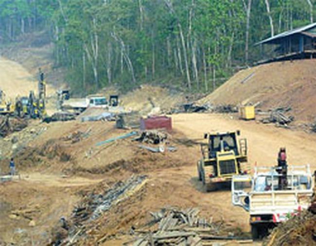 Nhà thầu Xayaburi: Một phần dự án đã khởi công