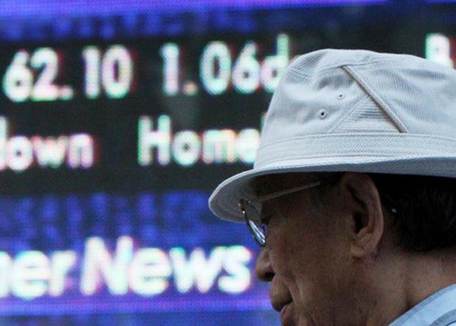 TTCK phần lớn các nước châu Á tăng điểm