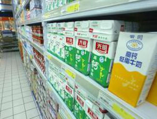 Trung Quốc lại phát hiện sữa bột nhiễm melamine