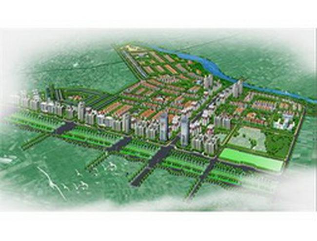 Hà Nội: Phê duyệt nhiệm vụ QHCT 1/500 Khu đô thị mới Thanh Lâm – Đại Thịnh 1