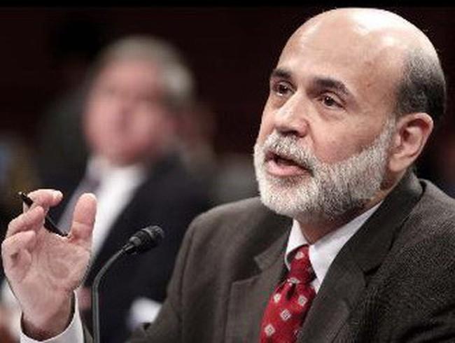 Fed hạ dự báo tăng trưởng kinh tế Mỹ năm 2011