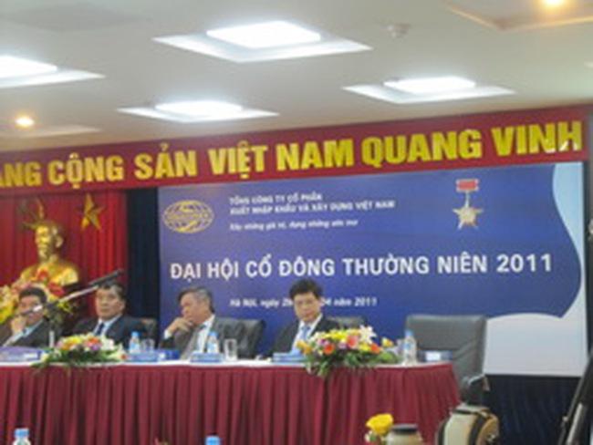 VCG: Năm 2011 Dự án Xi măng Cẩm Phả dự kiến lỗ tiếp 460 tỷ đồng