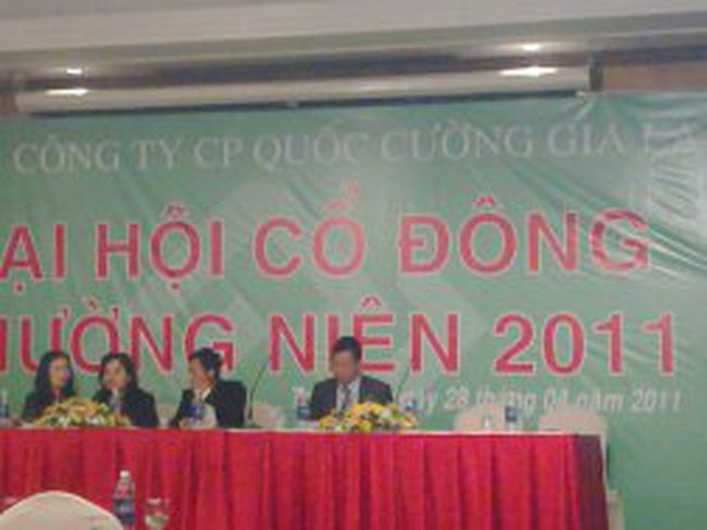 QCG: Sẽ sáp nhập Địa ốc Sài Gòn Xanh vào Quốc Cường Gia Lai