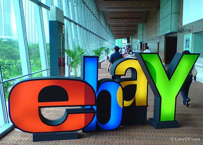 Lợi nhuận quý 1/2011 của eBay tăng vọt