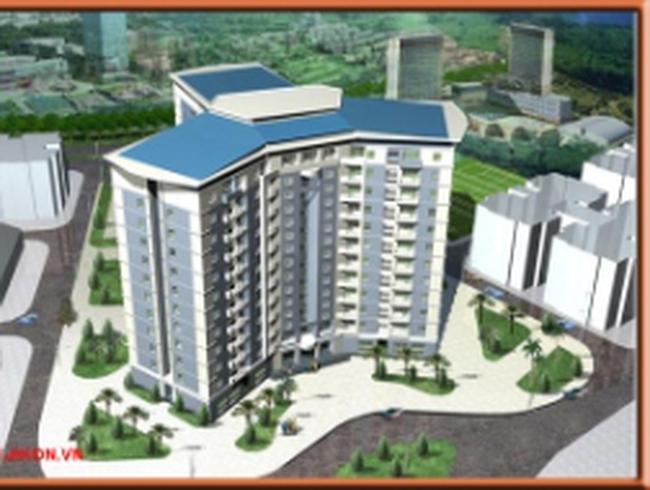 Xây xong 300 căn hộ giá rẻ nhất Hà Nội