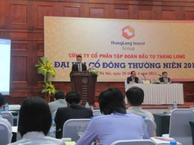 TIG: Năm 2011 có thể khởi công, triển khai 3 dự án bất động sản