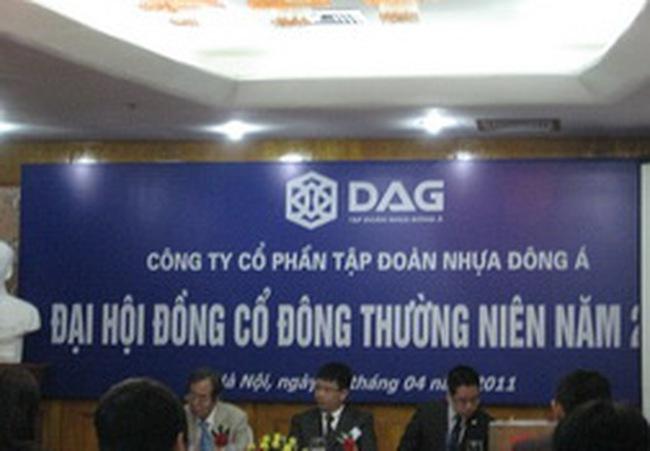 Nhựa Đông Á: Quỹ JVGF sẽ đưa các sản phẩm của DAG vào Nhật Bản
