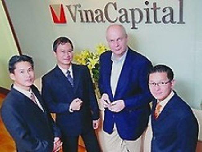 Thay đổi loạt nhân sự cao cấp tại VinaCapital