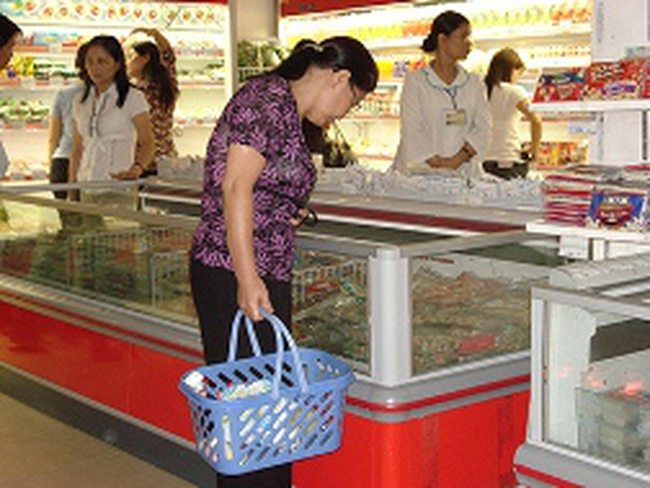 Người mua ám ảnh giá tăng