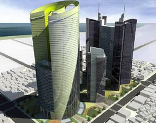 750 triệu USD xây khu phức hợp trên khu đất sân vận động Chi Lăng