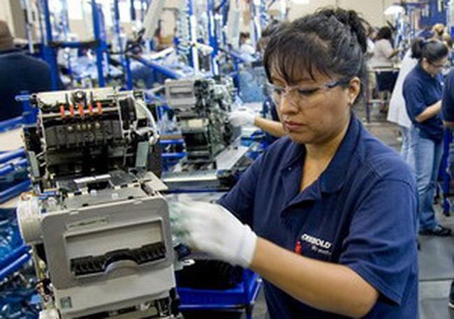 Quý 1/2011, kinh tế Mỹ tăng trưởng chậm lại