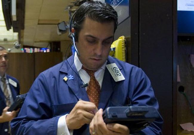 Dow Jones cao nhất trong 3 năm