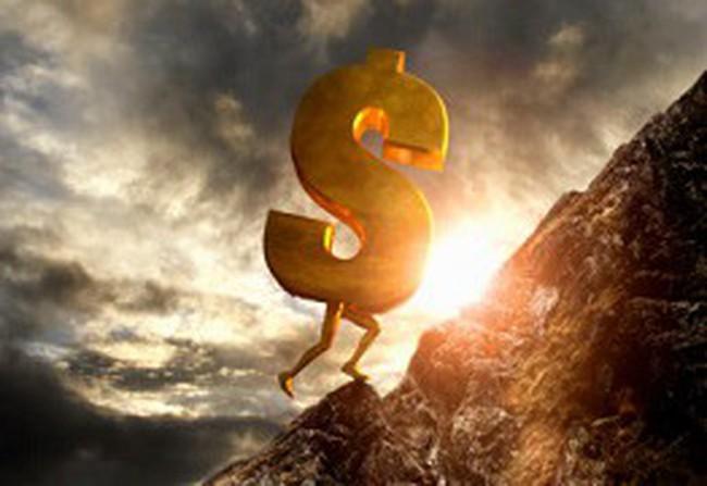 Đồng USD có tháng mất giá mạnh nhất từ tháng 9/2010
