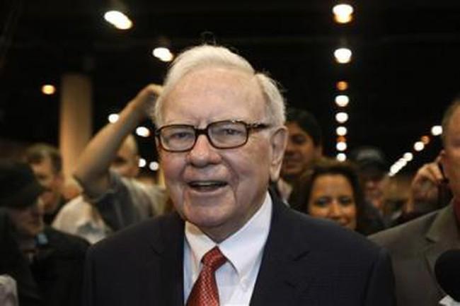 Quý 1/2011, lợi nhuận tập đoàn của tỷ phú Warren Buffett sụt gần 60%