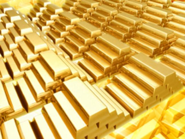 Phiên GD cuối tháng 4: Giá vàng tăng thẳng đứng lên sát 1.570 USD/ounce