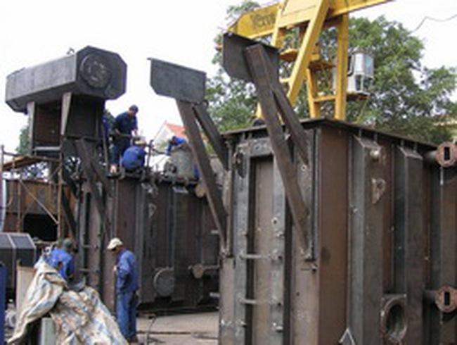 Cơ khí xây dựng số 2 Hà Bắc đăng ký niêm yết cổ phiếu tại HNX