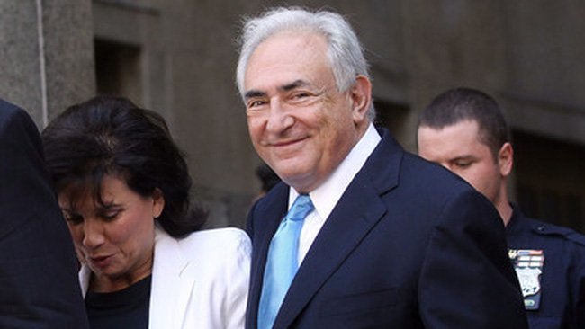 Cựu Tổng giám đốc IMF được thả tự do
