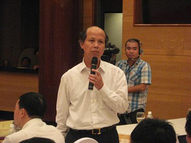 Thứ trưởng Nguyễn Trần Nam: Bộ XD không đề nghị NHNN nới lỏng tín dụng cho BĐS