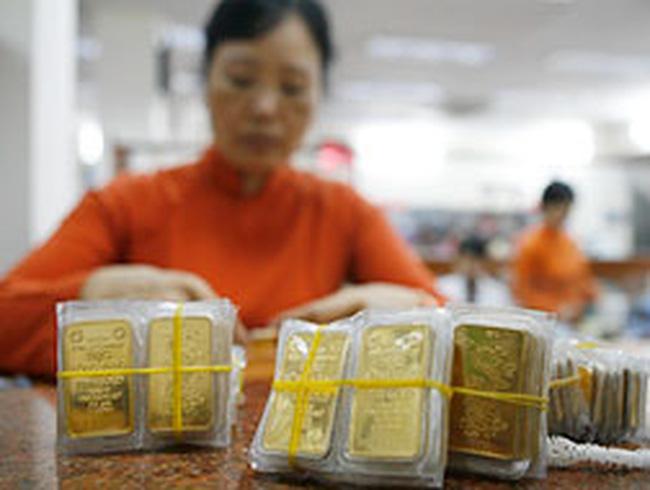 Tất toán việc chuyển vàng thành tiền:  Còn nhiều ngân hàng trây ỳ
