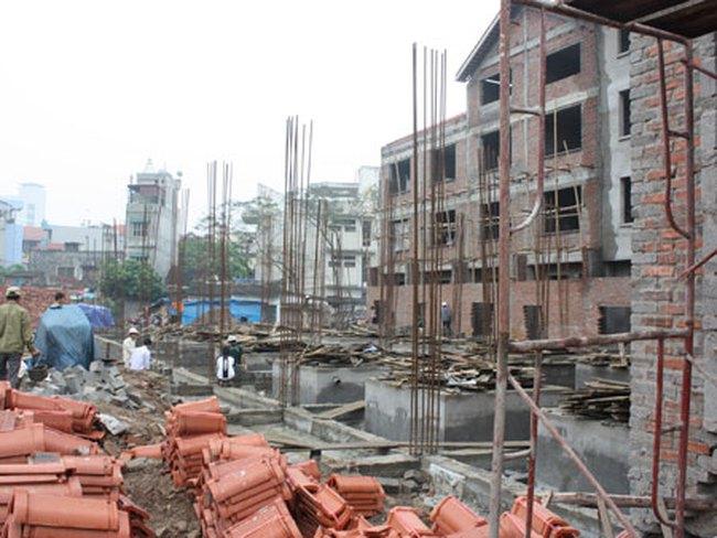 """""""Cấm phân lô bán nền"""": Bộ xây dựng đang """"nói một đằng, làm một nẻo""""?"""