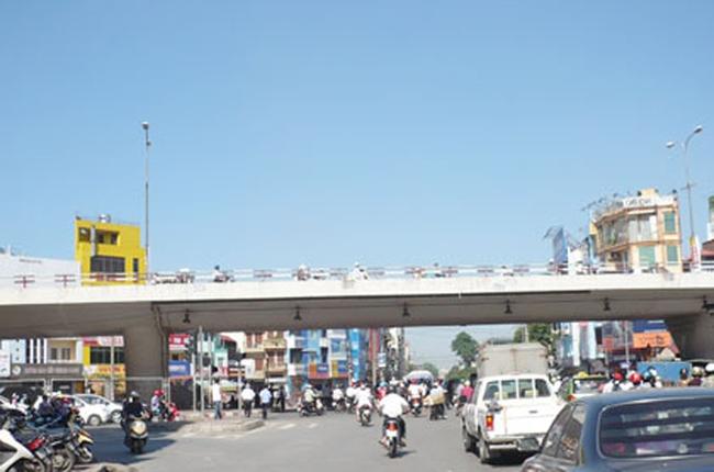 Quy hoạch Hà Nội: Từ số phận những cây cầu vượt