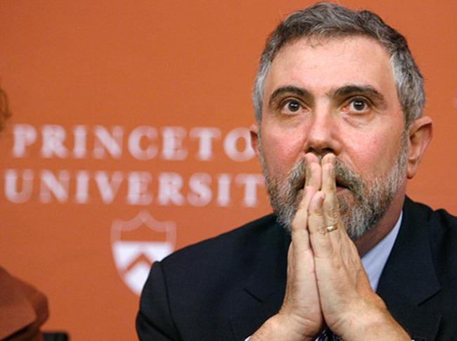 Paul Krugman sẽ trở thành Bộ trưởng Tài chính Mỹ?