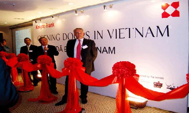 Knight Frank Việt Nam thay tướng
