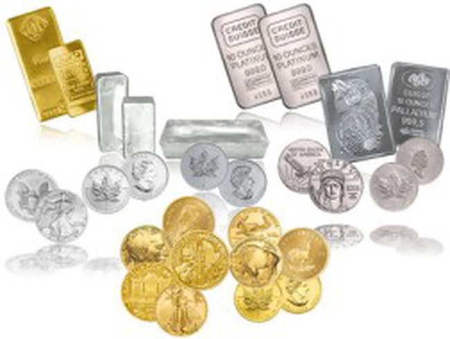 Triển vọng thị trường vàng, bạc thế giới tuần từ 04 – 08/7/2011